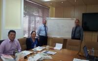 Moğolistan Milli İstatistik Ofisi Uzmanlarina Eğitim
