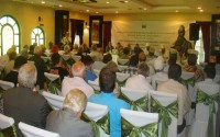 Arnavutluk'ta Sarı Saltuk-Balkanlar Meclisi Konulu Uluslararası Sempozyum Düzenlendi