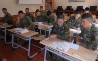 Kırgızistan Silahlı Kuvvetleri Askeri Enstitüsü'ne Malzeme Desteği Verildi
