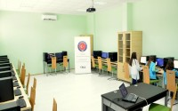 Karadağ'da Nikşiç Meslek Lisesi'ne Modern Bir Bilgisayar Sınıfı Kuruldu