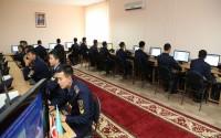 Kazakistan Cumhuriyeti Mali Polis Akademisi'ne Teknik Destek
