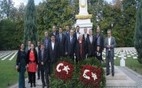 TİKA Heyetinin Macaristan Temasları Başladı