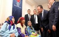 Moldova'da Tamamlanan Projeler Başbakan Yardımcısı Bekir Bozdağ Tarafından Hizmete Açıldı