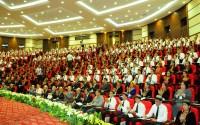 """Türkmenistan'da """"Felsefe-Bilim Geleneğinin Kadim Kökleri: Türkmenistan ve Türkmen Kökenli Bilginler"""" Konferansı Gerçekleştirildi"""