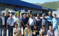 Güney Kazakistanlı Elma Üreticilerine Eğitim