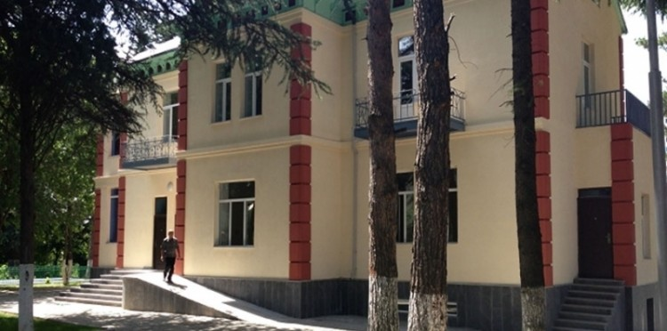 The Project In Georgia To Renovate The Aisi Rehabilitation And Adaptation Center And Build A Miniature Greenhouse Has Been Completed