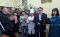 The Project To Develop Education For The Visually Impaired In Kazakstan Has Been Completed