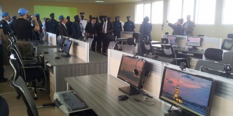 A Computer Laboratory For The Southern Sudan Police Organization