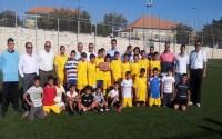 The Zeytindaği Stadium Lighting Project In Jerusalem Has Been Completed