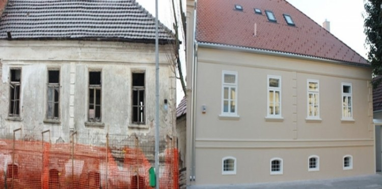 The Restoration Of The Home Where Aliya İzzet Begoviç Was Born Has Been Completed