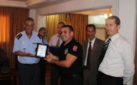 Applied Vocational Training Was Provided To Tunisian Police