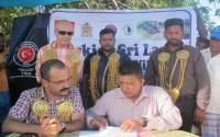 Türkiye Sri Lanka Dostluk Köyü Kuruluyor
