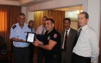 Tunus Polisine Uygulamalı Mesleki Eğitim Verildi