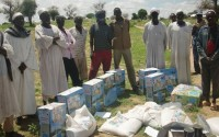 Seed And Equipment Support For Sudanese Farmers