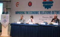 Support Was Given To The Symposium On How Turkish-Albanian Economic Relations Can Be Improved
