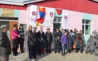 Moğolistan'da Engelli Çocuklar Eğitim ve Rehabilitasyon Merkezi'ne Destek