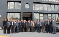 Arnavutluk Müslüman Komitesi Yöneticileri ve Müftülerinin Türkiye Ziyaretine Destek