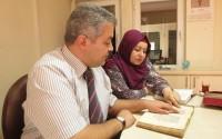 Azerbaycan'da Muhammed Fuzuli El Yazmaları Enstitüsü'ne Ekipman ve Eğitim Desteği