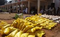 Kamerun'da Foumban Belediyesi'ne Tarım Ekipmanı Desteği