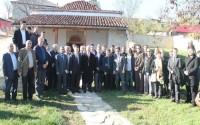 Romanya'da Balkanlara Gidişinin 750. Yılında Uluslararası Sarı Saltuk Gazi Sempozyumu'na Destek