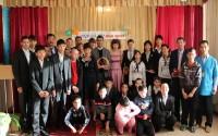 Kazakistan'da Nöropsikiyatrik Tıbbi Sosyal Kurumu'na Destek