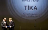 TİKA'ya Saraybosna Şehir Ödülü Bosna Hersek Devlet Günü'nde Verildi
