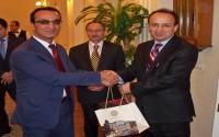 Azerbaycan Cumhuriyeti Sayıştay İdaresi Personeline Eğitim