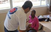 Tanzanya'ya Sağlık Alanında Destek