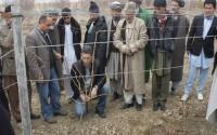 Afganistan'da Bağcılık Eğitimi