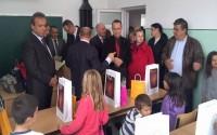 Makedonya'da Eğitim Alanında Faaliyetler Devam Ediyor