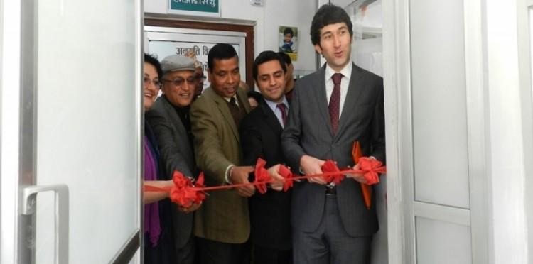 Pediatric Intensive Care Unit To Nepal