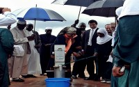 Five Water Wells For Malawi