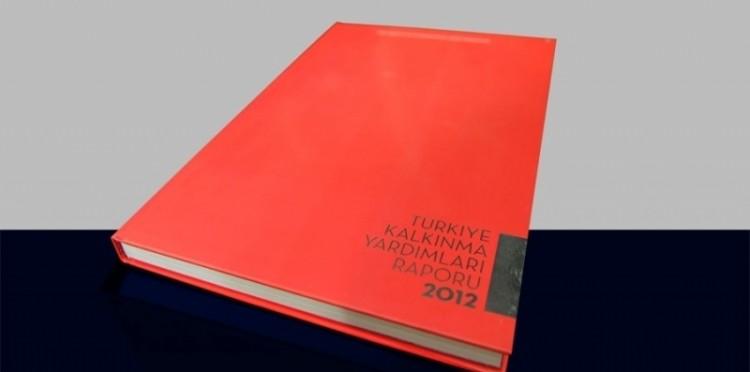 2012 Turkish Development Assistance Report Has Garnered Silver Award