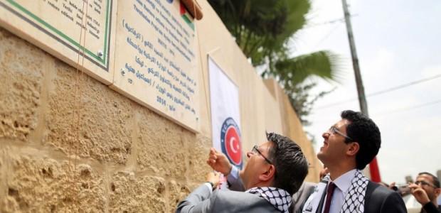 TİKA'dan Filistin'de Tarihi Restorasyon  - 3