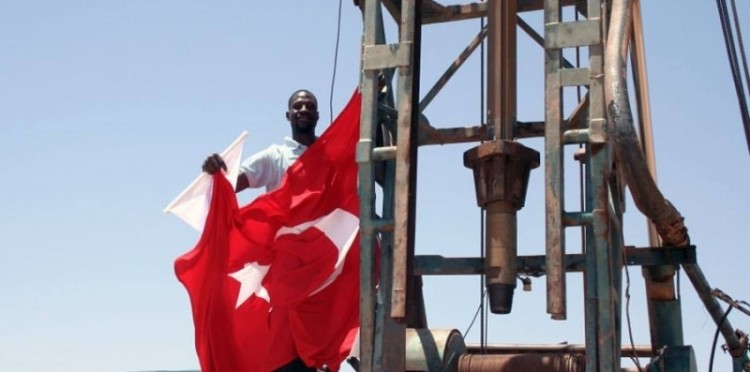 Works Commenced For Water Well Drilling In Mauritania