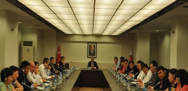 TİKA ve Tübitak Tüsside İşbirliğinde Liderlik Okulu Projesi Devam Ediyor   - 4