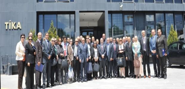 TİKA ve Tübitak Tüsside İşbirliğinde Liderlik Okulu Projesi Devam Ediyor   - 3