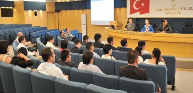 TİKA ve Tübitak Tüsside İşbirliğinde Liderlik Okulu Projesi Devam Ediyor   - 1