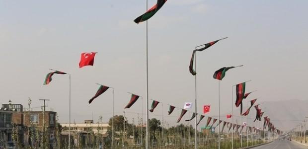 Afganistan'da Puli Sokhta Darulaman Sarayı Arası Yolu Hizmete Açıldı   - 19