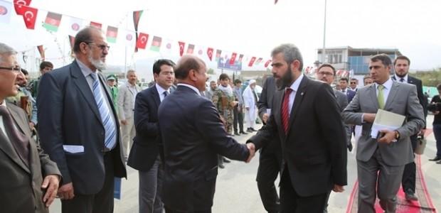 Afganistan'da Puli Sokhta Darulaman Sarayı Arası Yolu Hizmete Açıldı   - 15