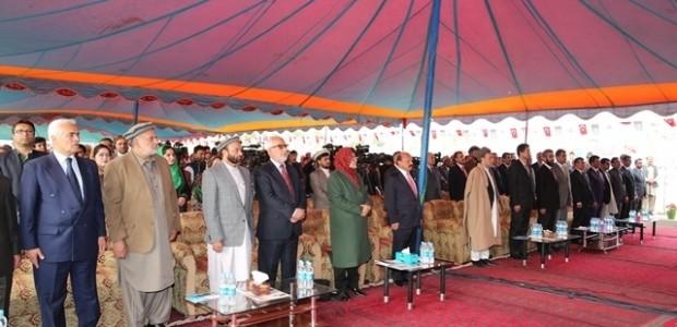 Afganistan'da Puli Sokhta Darulaman Sarayı Arası Yolu Hizmete Açıldı   - 11
