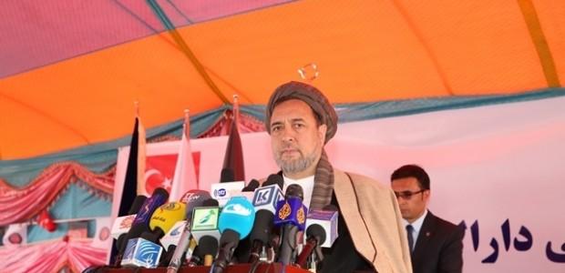 Afganistan'da Puli Sokhta Darulaman Sarayı Arası Yolu Hizmete Açıldı   - 9