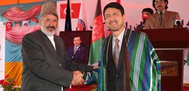 Afganistan'da Puli Sokhta Darulaman Sarayı Arası Yolu Hizmete Açıldı   - 2