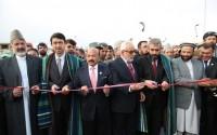 Afganistan'da Puli Sokhta Darulaman Sarayı Arası Yolu Hizmete Açıldı
