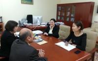 Moğolistan Milli İstatistik Ofisi Uzmanlarına Yönelik Eğitimler Devam Ediyor