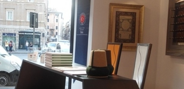Türk Dünyası Tekke Objeleri Sergisi Roma'da Açıldı  - 6