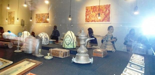Türk Dünyası Tekke Objeleri Sergisi Roma'da Açıldı  - 1