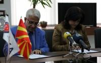 TİKA'dan Makedonya Hakimler Yüksek Kurulu'na Teknik Donanım Desteği