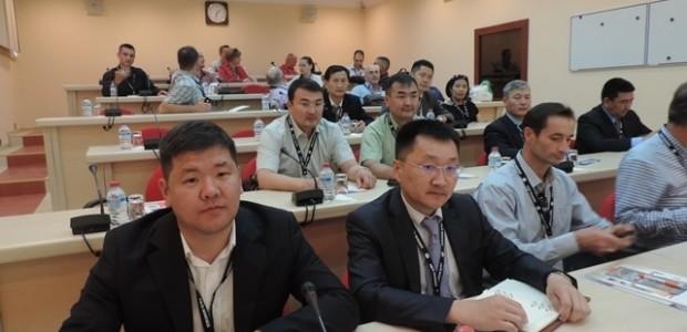 Moğolistanlı Polislere Eğitim  - 2