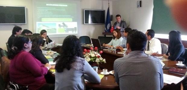 Ekvador Çevre Bakanlığı Uzmanlarına Eğitim   - 7